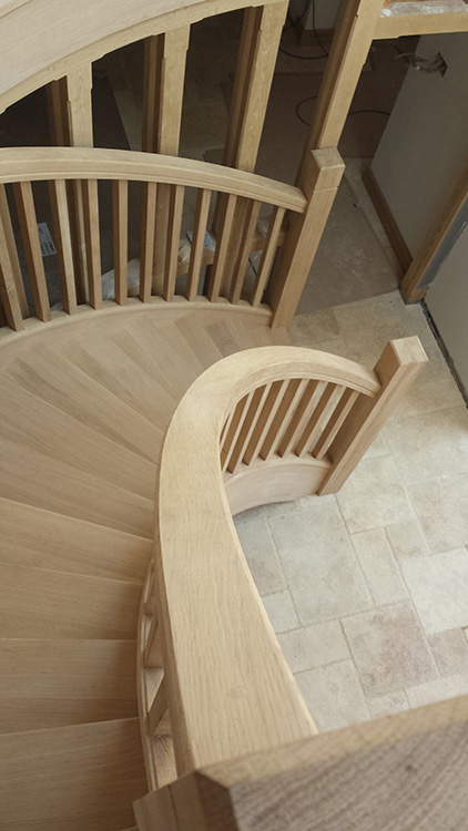 paul shields joinery staircase